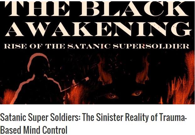 Satanic super soldiers